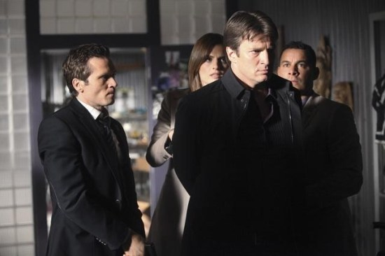 "Castle ""A Deadly Affair"" Review"
