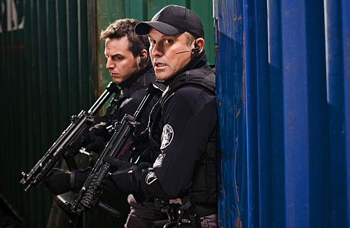 Flashpoint - CBS - Jumping at Shadows - Season 3 Episode 15