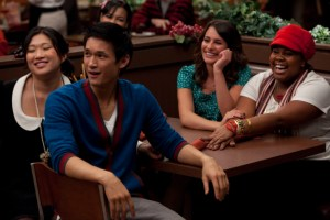 GLEE Silly Love Songs (3)