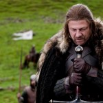 Game of Thrones HBO Sean Bean as Eddard Stark photo