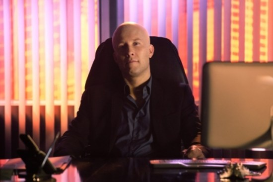 SMALLVILLE lex luthor finale