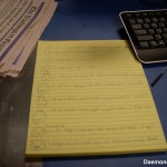 Covert Affairs - Note on Annies Desk (Copy)