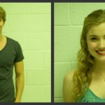 Nine Lives of Chloe King - Benjamin Stone and Skyler Samuels