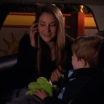 THE SECRET LIFE OF THE AMERICAN TEENAGER Hole in the Wall Season 4 Episode 5 (6)