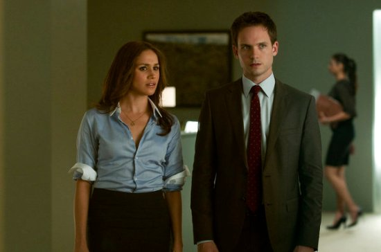 "SUITS (USA) ""Identity Crisis"" Episode 8"