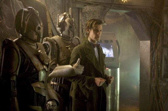 "DOCTOR WHO ""Closing Time"" Season 6 Episode 12 (2)"