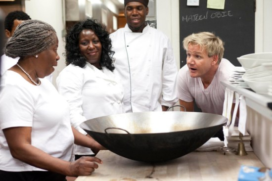 "Kitchen Nightmares (FOX) ""Blackberry's"""