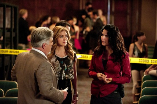 Rizzoli & Isles Don't Stop Dancing, Girl Season 2 Episode 14