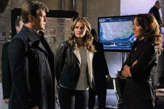 Castle Pandora Season 4 Episode 15