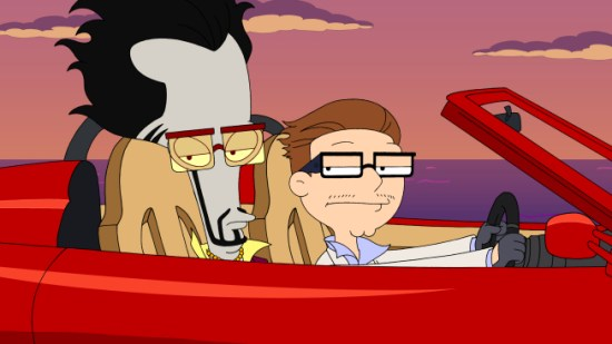American Dad Less Money, Mo' Problems Season 7 Episode 15