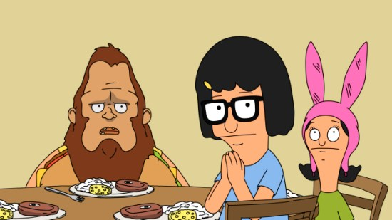 Bob's Burgers Season Finale 2012 Beefsquatch Season 2 Episode 9