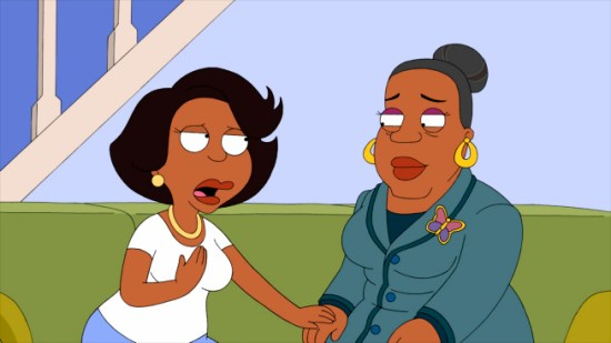 The Cleveland Show Mama Drama Season 3 Episode 21