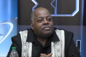 reginald veljohnson tron uprising press day