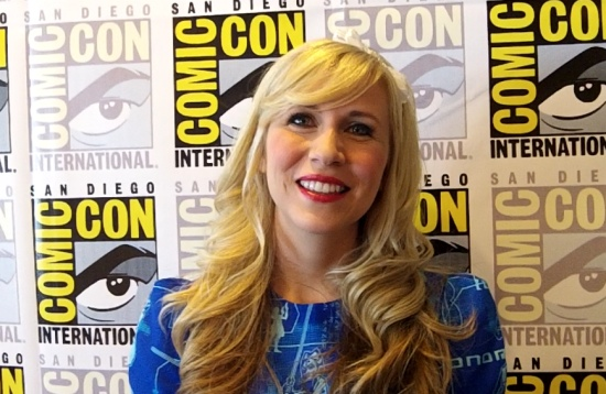 Ashley Eckstein comic-con 2012 interview