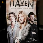 "Entertainment One Celebrates ""Haven"" at Comic Con 2012"
