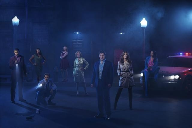 Castle Season 5 Cast