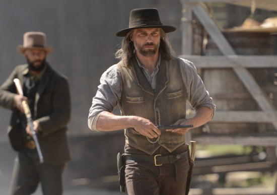 Hell On Wheels Season 2 Episode 5 The Railroad Job