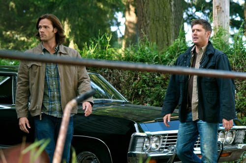 Supernatural Season 8 - We Need To Talk About Kevin