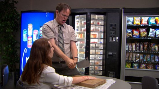 "The Office Season 9 Episode 2 ""Roy's Wedding"" (1)"