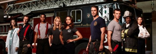chicago fire show page