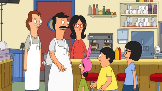Bob's Burgers Season 3 Episode 3 Bob Fires the Kids