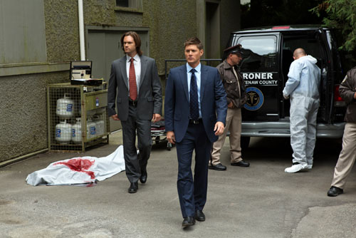 Supernatural Season 8 Episode 4 Bitten (5)