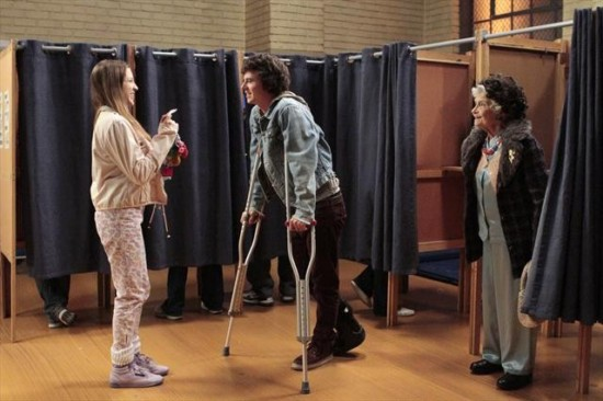 The Middle Season 4 Episode 5 Halloween III: The Driving (4)