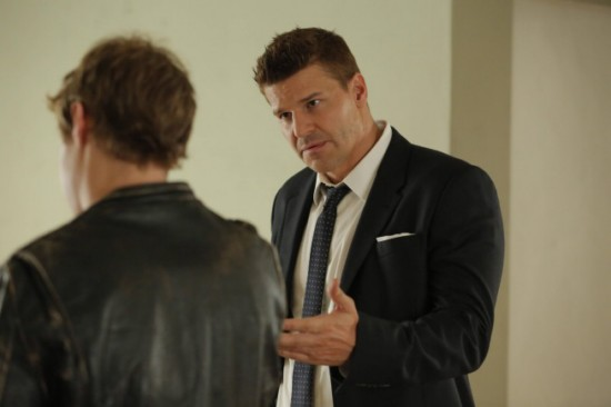 Bones Season 8 Episode 7 The Bod in the Pod