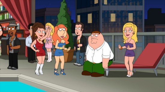Family Guy Season 11 Episode 7 Lois Comes Out Of Her Shell (7)
