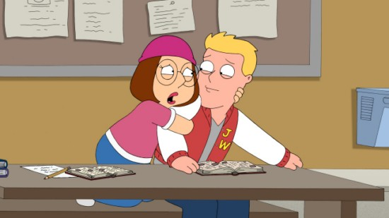 Family Guy Season 11 Episode 7 Lois Comes Out Of Her Shell