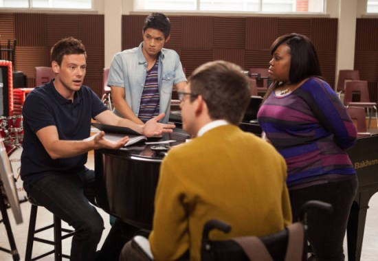 Glee Season 4 Episode 5 The Role You Were Born To Play (7)