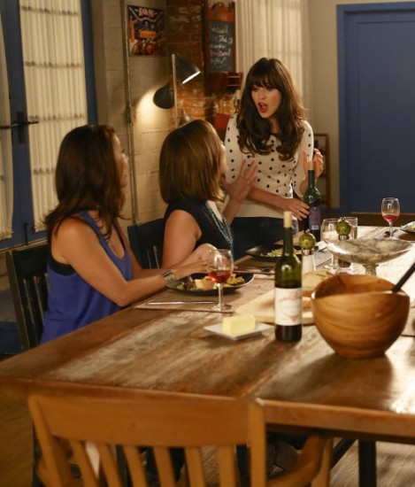 New Girl Season 2 Episode 9 Eggs (2)