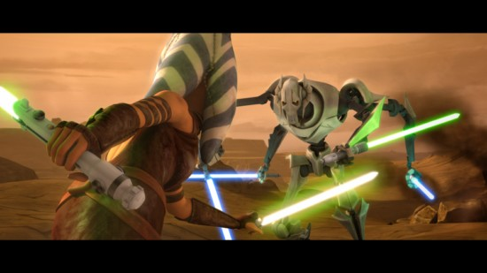 Star Wars The Clone Wars Season 5 Episode 9 A Necessary Bond