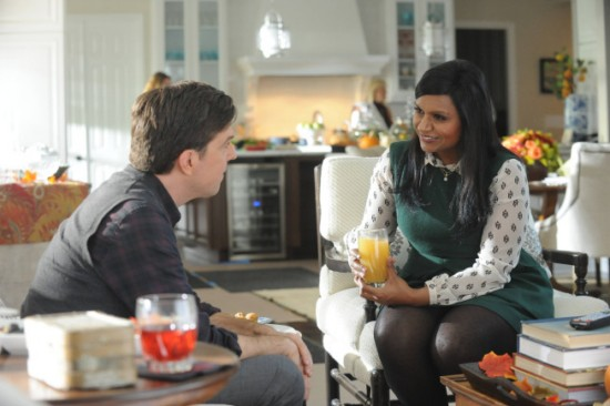 The Mindy Project Episode 6 Thanksgiving (7)