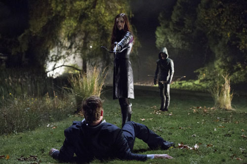 Arrow Episode 8 Vendetta (9)