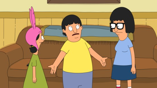 Bob's Burgers Season 3 Episode 8 The Unbearable Like-Likeness of Gene (4)