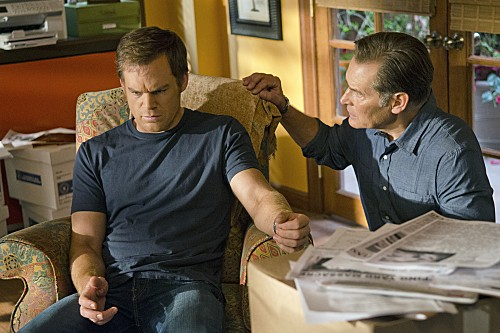 Dexter Season 7 Finale 2012 Surprise, Motherf
