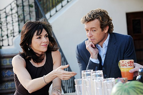 "Mentalist ""Days of Wine and Roses"" Season 5 Episode 11"