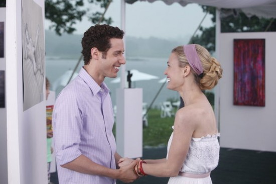 Evan and Paige - Royal Pains