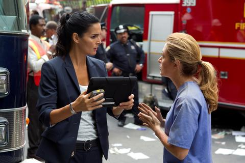 Rizzoli & Isles Season 3 Episode 15 No More Drama in My Life (2)