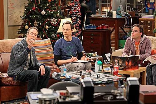 The Big Bang Theory Christmas Episode 2012 (Season 6 Episode 11) (9)