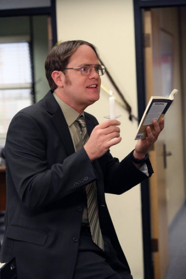 The Office Season 9 Episode 9 Dwight Christmas (2)