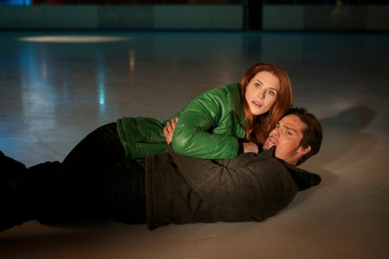 Beauty and The Beast (CW) Episode 11 On Thin Ice (2)