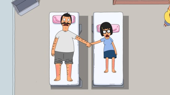 Bob's Burgers Season 3 Episode 10 Mother Daughter Laser Razor (4)