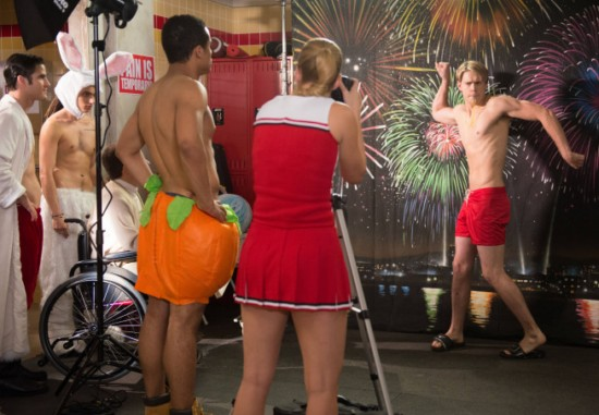 Glee Season 4 Episode 12 Naked (5)