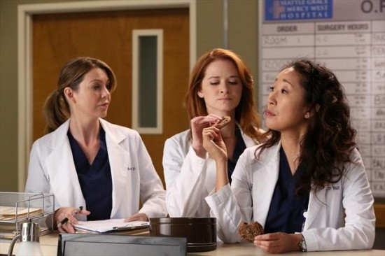 Grey's Anatomy Season 9 Episode 11 The End is the Beginning is the End (1)