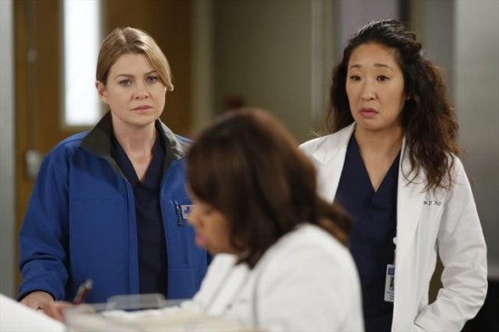 Grey's Anatomy Season 9 Episode 12 Walking on a Dream (2)