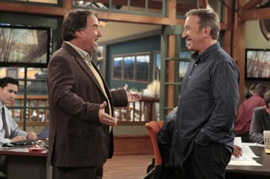 "Last Man Standing Season 2 Episode 9 ""Attractive Architect"""