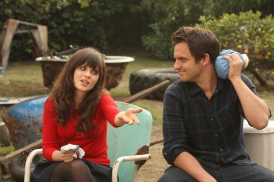 New Girl Season 2 Episode 14 Pepperwood