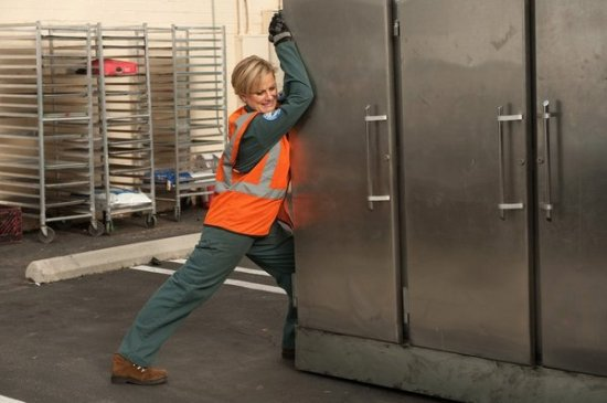 Parks and Recreation Season 5 Episode 11 Women In Garbage (9)